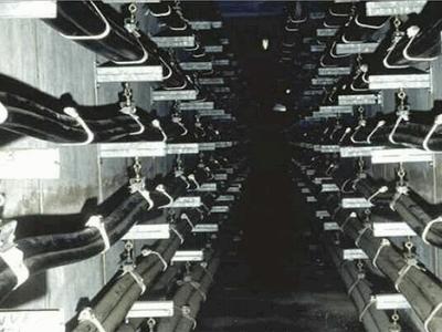 Avec ABB et TBEA, Siemens a fourni une partie des transformateurs.